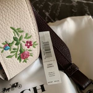 Coach Bags - Coach flower bag strap